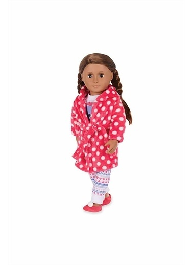 Our Generation Kıyafet/Deluxe Bedtime Pijama Renkli
